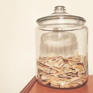 Reed Jar