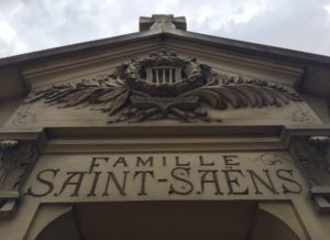 SaintSaensGrave