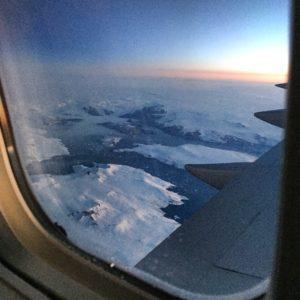 Greenland Plane