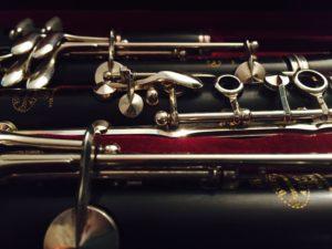Clarinet Case Color