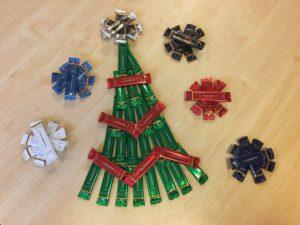 Vandoren Christmas Tree